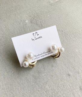 2way W pearl pierce