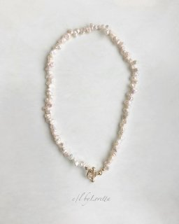 【10/23(sat)21:00〜Order Start.】淡水パール necklace�