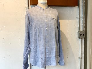 【60% OFF!!】〈Import〉OSVALDO TRUCCHI -SINGER (light blue)- Made in Italy