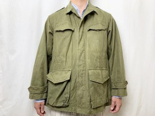 <img class='new_mark_img1' src='https://img.shop-pro.jp/img/new/icons57.gif' style='border:none;display:inline;margin:0px;padding:0px;width:auto;' />50's French Military - M47 Jacket《前期型》- (used)