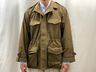 <img class='new_mark_img1' src='https://img.shop-pro.jp/img/new/icons57.gif' style='border:none;display:inline;margin:0px;padding:0px;width:auto;' />60's French Army - M47 Jacket《後期型》- (dead stock)