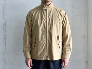 <img class='new_mark_img1' src='https://img.shop-pro.jp/img/new/icons47.gif' style='border:none;display:inline;margin:0px;padding:0px;width:auto;' />《Import》INVERTERE -Harrington Jacket (beige)- Made in England
