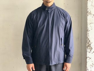 <img class='new_mark_img1' src='https://img.shop-pro.jp/img/new/icons47.gif' style='border:none;display:inline;margin:0px;padding:0px;width:auto;' />《Import》INVERTERE -Harrington Jacket (navy)- Made in England