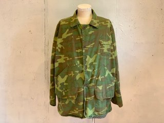 【20%OFF】70's 10-X -Hunting Jacket (camouflage)- Made in USA