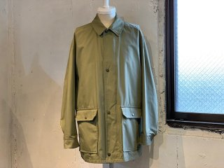 <img class='new_mark_img1' src='https://img.shop-pro.jp/img/new/icons47.gif' style='border:none;display:inline;margin:0px;padding:0px;width:auto;' />GRENFELL -Field Jacket (khaki)- Made in England