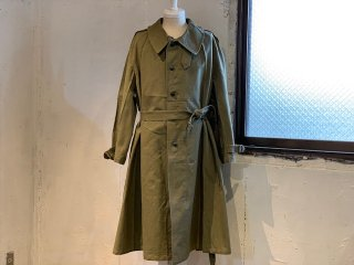 <img class='new_mark_img1' src='https://img.shop-pro.jp/img/new/icons31.gif' style='border:none;display:inline;margin:0px;padding:0px;width:auto;' />40's French Military -Motorcycle Coat-(deadstock)