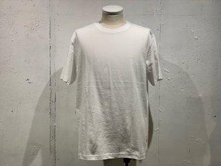 《Import》VICTORIA ATHLETICS -Crew Neck T-shirt  (white)- Made in CANADA