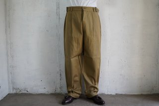 <img class='new_mark_img1' src='https://img.shop-pro.jp/img/new/icons1.gif' style='border:none;display:inline;margin:0px;padding:0px;width:auto;' />Italian Navy special force-belted trousers-<50-60's Dead stock>