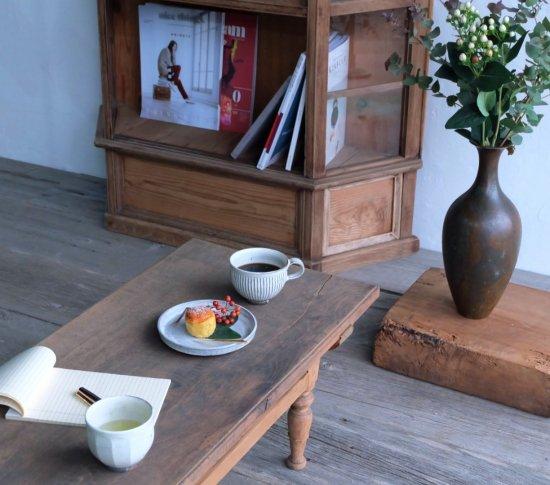 100年前のコーヒーテーブルの画像