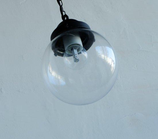 【ICCAオリジナル】大正ロマンのペンダントライト(小)《透明・艶》の画像