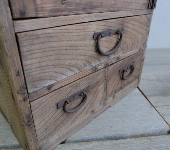 時代取手の道具箱の画像