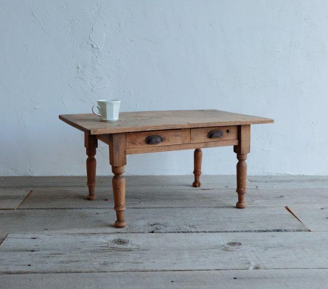 脚長のコーヒーテーブル