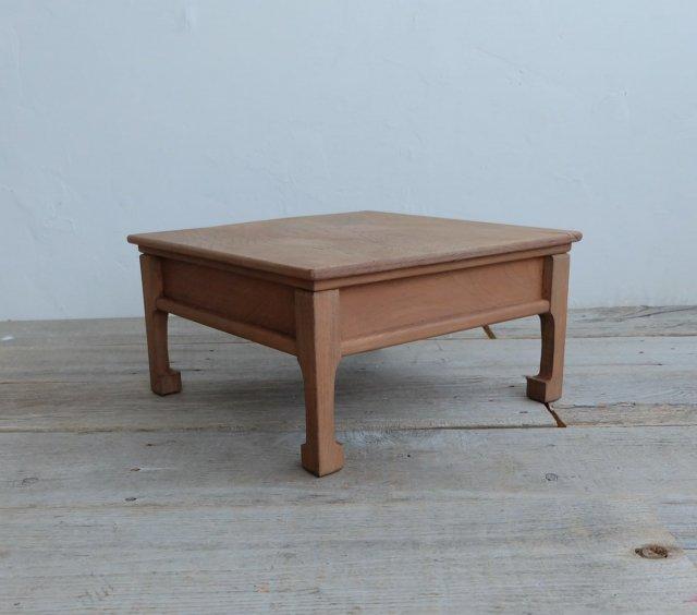 正方形のコーヒーテーブル�