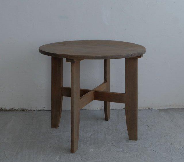 栗のラウンドテーブル