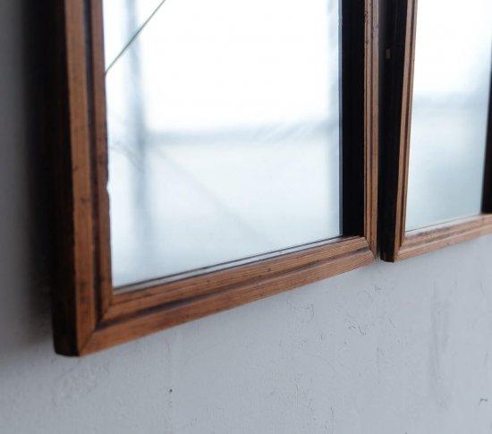 三ツ子の鏡の画像