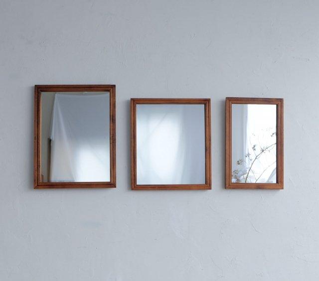 三ツ子の鏡