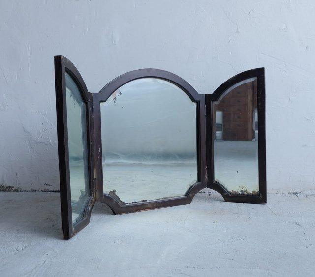 漆黒の三面鏡