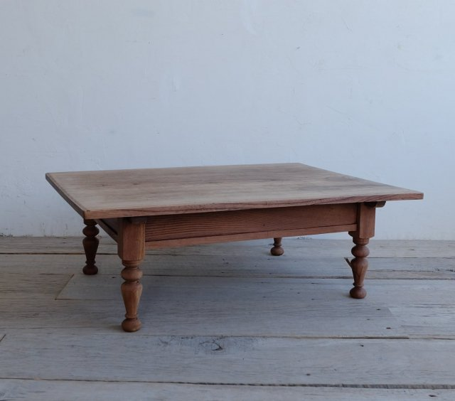 欅のリビングテーブル3