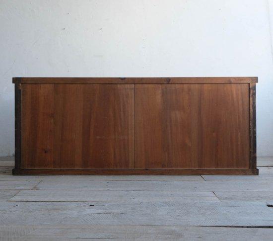 清廉なヒノキのテレビボード(2)の画像