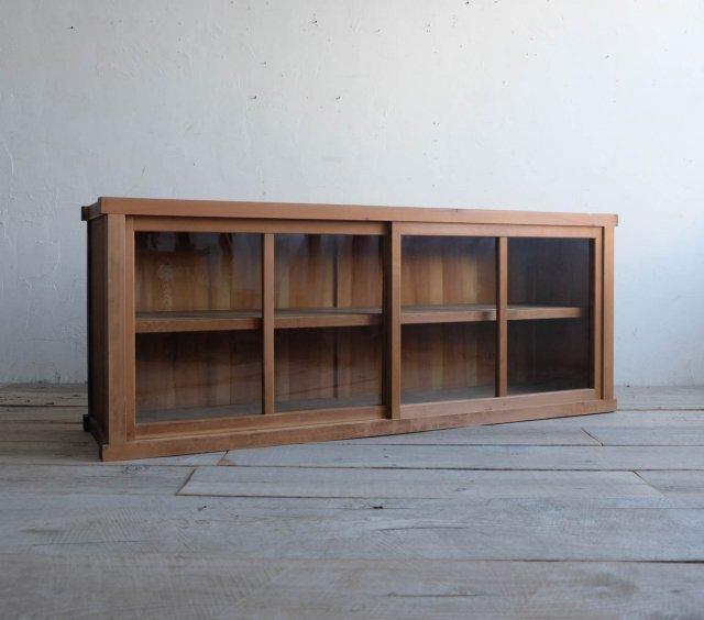 清廉なヒノキのテレビボード(2)
