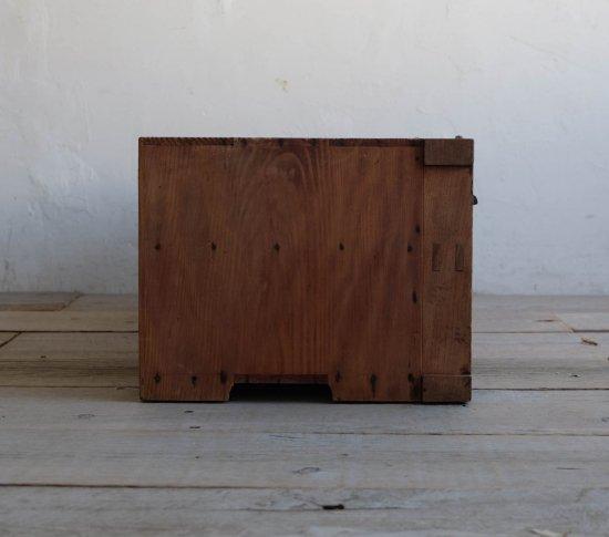 波打つ欅のローボードの画像