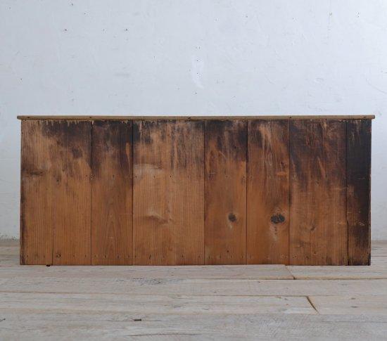 ハンサムなテレビボード(黄金色)の画像