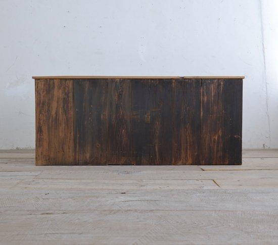 ハンサムなテレビボード(ビンテージ色)の画像