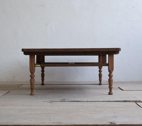 凛としたコーヒーテーブルの画像