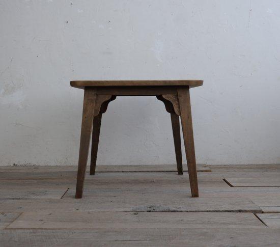 MILK COFFEEなコーヒーテーブルの画像