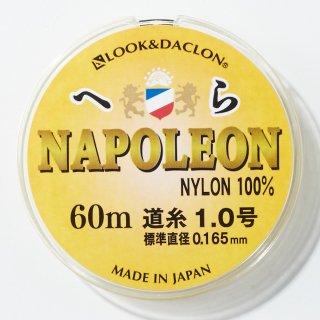 ナポレオン道糸 0.6号 50m