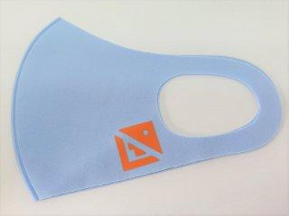 オリジナルマスク/ライトブルー【ロゴver】
