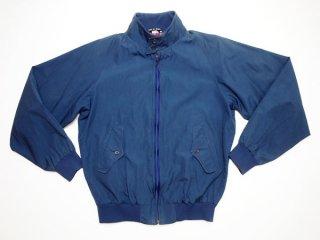 【BARACUTA】英国製 バラクータ G-9 ジャケット スウィングトップ メンズ ジャケット ドリズラー 紺◆Size: US-36【USED】