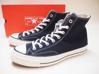 【Converse】コンバース チャックテイラー CT70 三ツ星 オールスター キャンバス ハイ 黒 162050C【NEW】