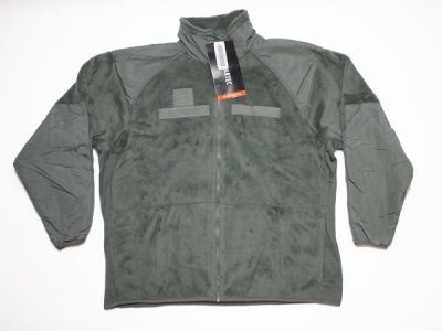 【US Military】米軍実用 GEN3 ECWCS Level3 Cold Weather Fleece Jacket レベル3 ミリタリーフリースジャケット◆Size:US-L 【NEW】