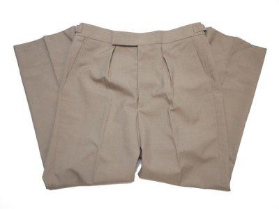 【BRITISH ARMY/ RAF】 イギリス軍 No.4 / No.6 Dress Trousers オフィサーパンツ ドレスパンツ スラックス【DEADSTOCK】