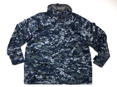 【US NAVY】米軍実物 ECWCS NWU GEN2 LEVEL6 GORE TEX ゴアテックス マウンテンパーカー ナイロンジャケット◆Size:US-L-S