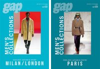 2020-2021 AUTUMN&WINTER<br >gap MEN'S COLLECTIONS 2冊セット