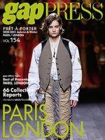 2020-2021 AUTUMN&WINTER <br>gap PRESS vol.154 PARIS&LONDON