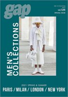 2021 S/S gap MEN'S COLLECTIONS<br>PARIS/MILAN/LONDON/NEW YORK vol.125 Special Issue