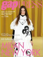 2021 S/S gap PRESS vol.156 NEW YORK/MILAN