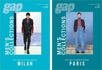 2021-2022 A/W gap MEN'S COLLECTIONS 2冊セット