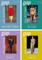 2021-2022 A/W PRET-A-PORTER gap COLLECTIONS 4冊セット