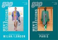 2022 S/S gap MEN'S COLLECTIONS 2冊セット