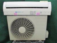 2011年製 日立ルームエアコン(白くまくん)6畳用 RAS-A22Z(8327)