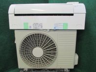 2012年製 日立ルームエアコン6畳用 RAS-2200BJ(W) (1637)