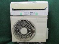 2014年製 日立ルームエアコン23畳用 RAS-S71D2(W)(3238)