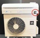 【京阪神限定販売・標準工事付】 2012年製 シャープルームエアコン10畳用 AC-282FD(0896)