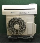 2013年製 日立ルームエアコン6畳用 RAS-R22B(W)(5107)
