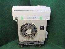 【京阪神限定販売・標準工事付】 2011年製 シャープルームエアコン6畳用 AY-A22SE-W(2364)
