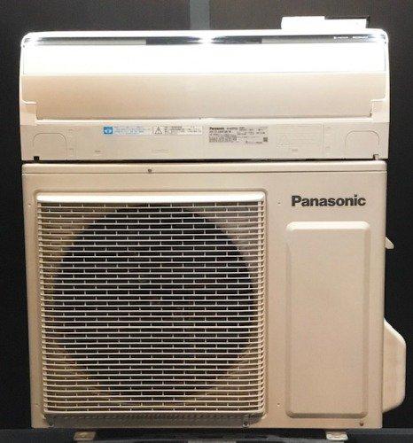 2014年製 パナソニックルームエアコン 10畳用 CS-284CXR-W(1994)